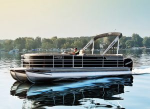 pontoon rental traverse city