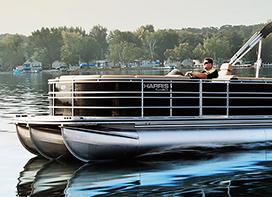 pontoon boat delivery