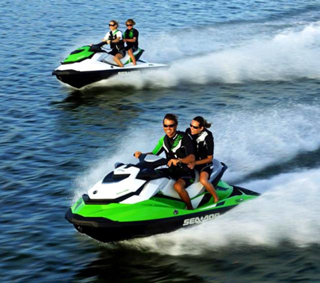 Jet Ski Tc Water Sports